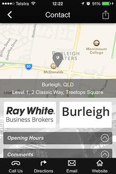 Ray White Business Brokers apk screenshot