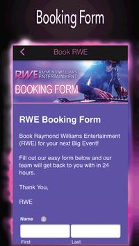 RWE Mobile App apk screenshot