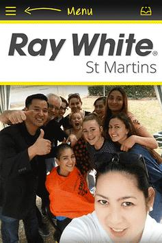 Ray White St Martins poster