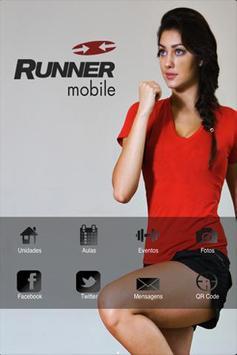 Runner Academia poster