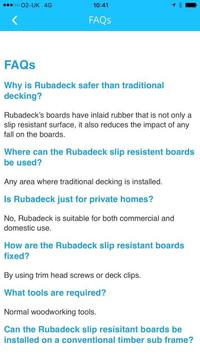 Rubadeck screenshot 3