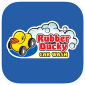 Rubber Ducky Car Wash icon