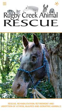 Rugby Creek Animal Rescue apk screenshot
