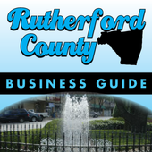 Rutherford Co. Business Guide icon