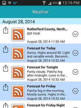 Rutherford Co. Business Guide apk screenshot