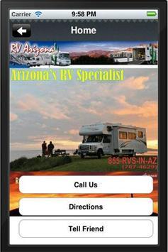 RV Arizona screenshot 1