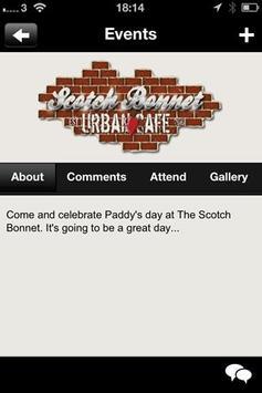 Scotch Bonnet apk screenshot