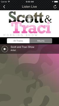 Scott & Traci on US 96.3 apk screenshot
