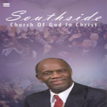 Southside COGIC poster
