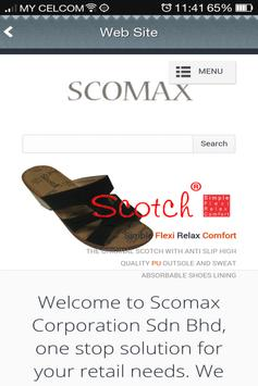 Scomax apk screenshot