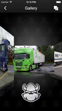 Scandinavie Truckers screenshot 2