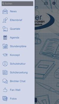 Birchler Private Tagesschule apk screenshot