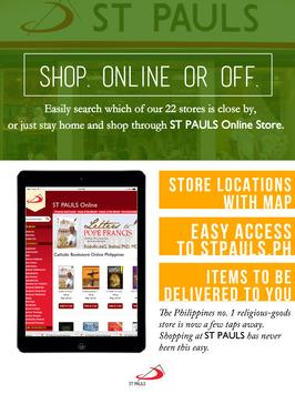 STPAULS Philippines apk screenshot