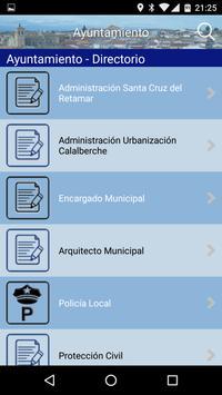 Santa Cruz del Retamar apk screenshot
