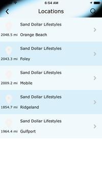 Sand Dollar screenshot 2
