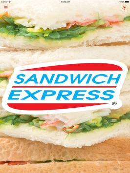 Sandwich Express apk screenshot