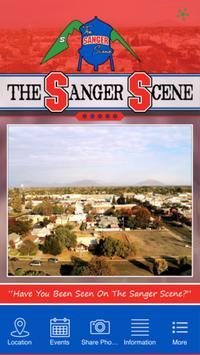 The Sanger Scene poster