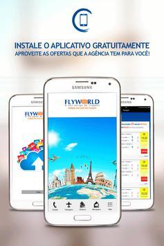 Flyworld São José dos Campos poster