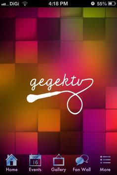 GE GE KTV poster