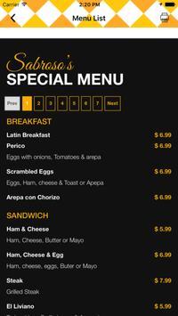 Sabroso Bakery & Coffee screenshot 13