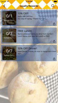 Sabroso Bakery & Coffee screenshot 2