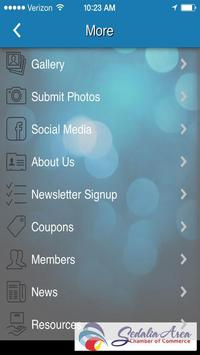 Sedalia Area Chamber apk screenshot