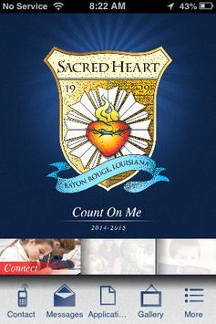 Sacred Heart of Jesus School poster