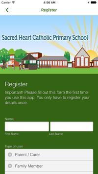 Sacred Heart Catholic Primary apk screenshot
