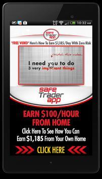Safe Trader App apk screenshot