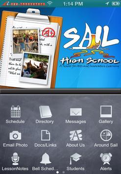 SAIL HS poster