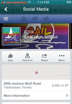 SAIL HS apk screenshot