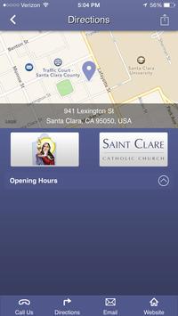 Saint Clare screenshot 2