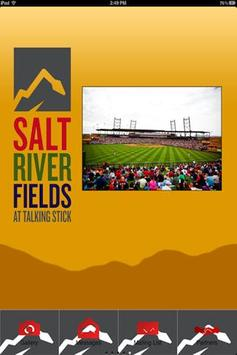 Salt River Fields poster