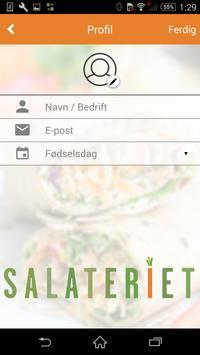 Salateriet apk screenshot