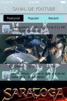 SARATOGAPP OFICIAL apk screenshot