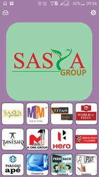 SasyaGroup Kurnool poster