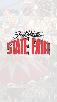 South Dakota State Fair poster