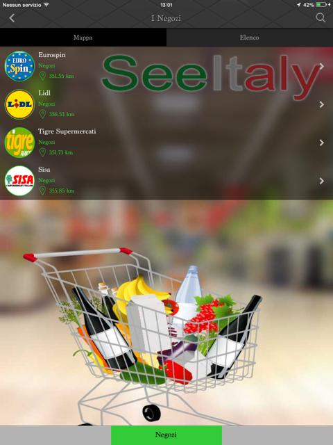SeeItaly poster