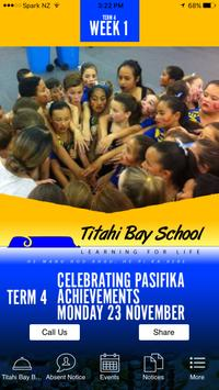 Titahi Bay School poster
