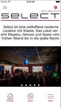 Select Bern poster