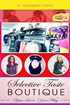 Selective Taste Boutique apk screenshot