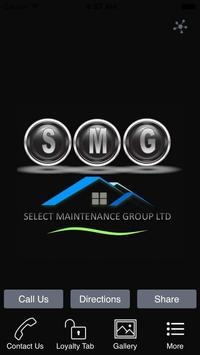 Select Maintenance Group poster