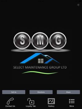 Select Maintenance Group apk screenshot