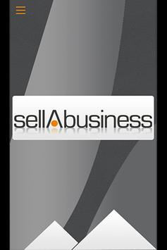 Sell A Business poster