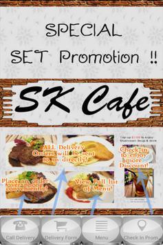 Sk Cafe poster
