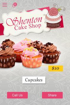 Shenton Cake Shop poster