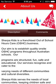 Sherpa Kids screenshot 1