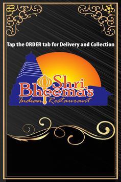 ShriBheema's Indian Restaurant poster