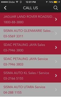 Jaguar Malaysia apk screenshot