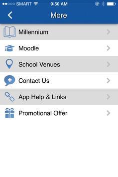 Singleton High School apk screenshot